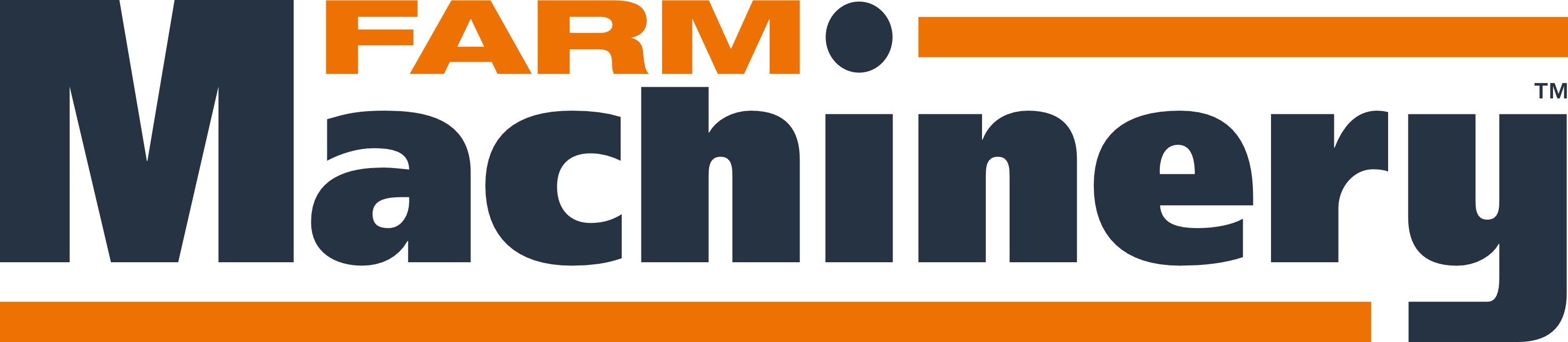 Farm Machinery logo