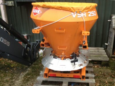 Kuhn Salt & Sand Spreader