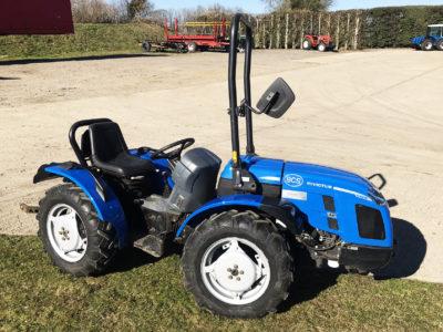 BCS Invictus 400AR Alpine Tractor