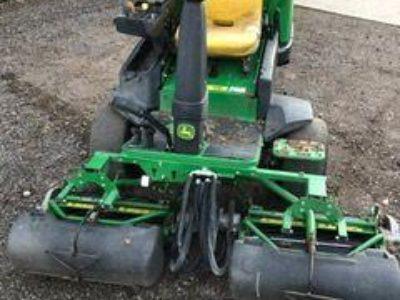 2500B Green Mower