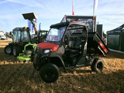 KIOTI K9 2400 Utility Vehicle