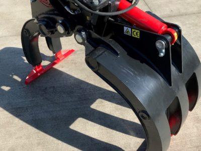 Hydraulic Grapple – 10-16 ton