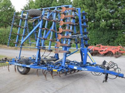 DALBO Cultitrail 6m springtine