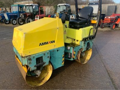 Ammann Vibrating Roll