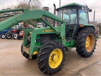 John Deere 2850 Power Synchron