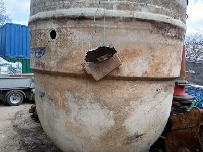 Klargester Sewage Treatment Plant