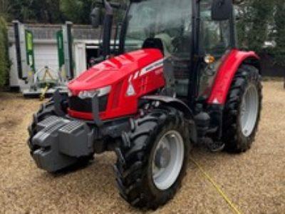Massey Ferguson 5610 Tractor 2013