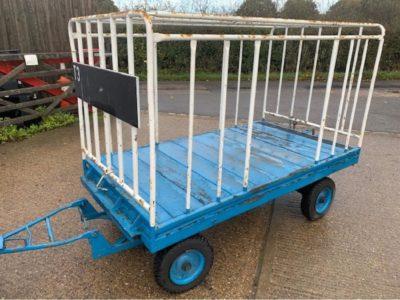 Four Wheel Trolley