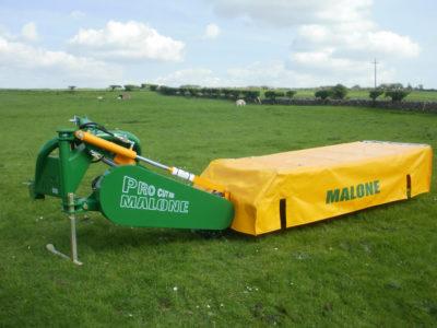 Malone Procut 800, 2.4m (8ft) hay mower