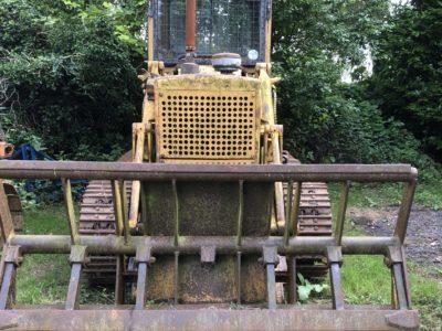 Tracked Bulldozer CAT 951C